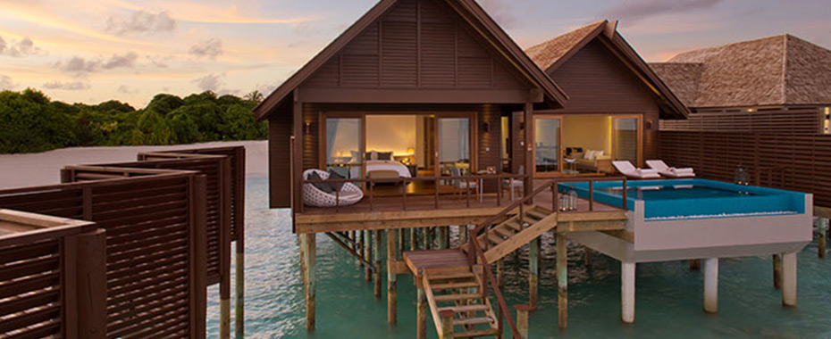 Hideaway Beach Resort Maldives